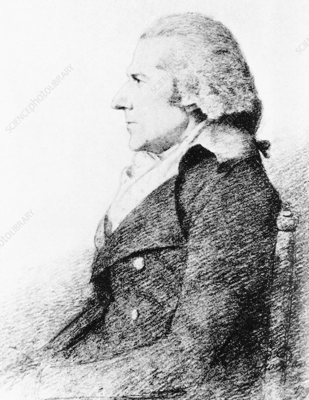 William Jessop, British engineer and canal builder