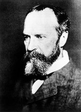William James, American philosopher & psychologist