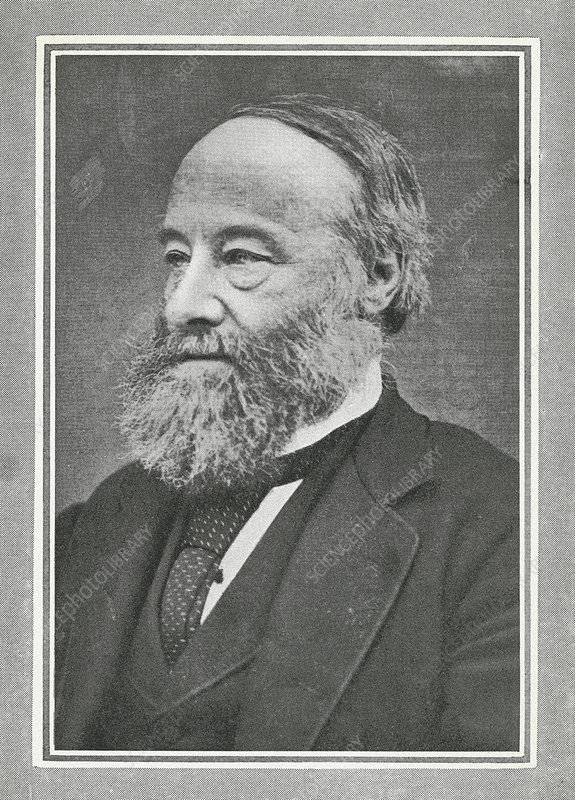 James Prescott Joule, British physicist