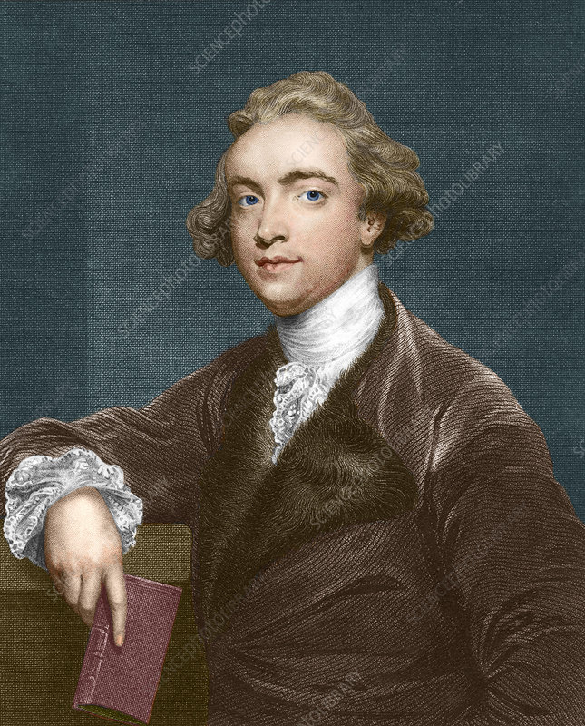 Sir William Jones, British philologist