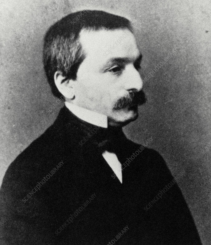 Leopold Kronecker, German mathematician