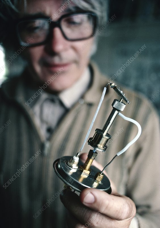 Professor James Lovelock