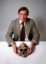 Portrait of Richard Leakey