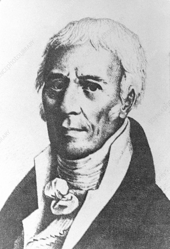 Jean Lamarck French naturalist