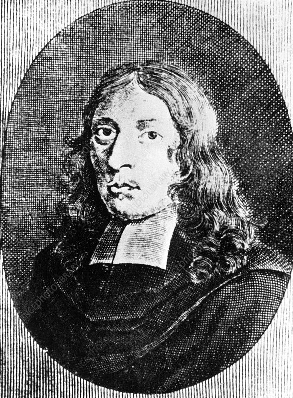 Portrait of Richard Lower, 1631-1691.