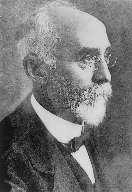 Portrait of Hendrik Lorentz, Dutch physicist