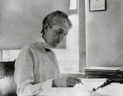 Portrait of the astronomer Henrietta Leavitt