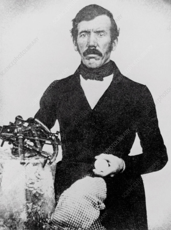 Scottish explorer and missionary David Livingstone