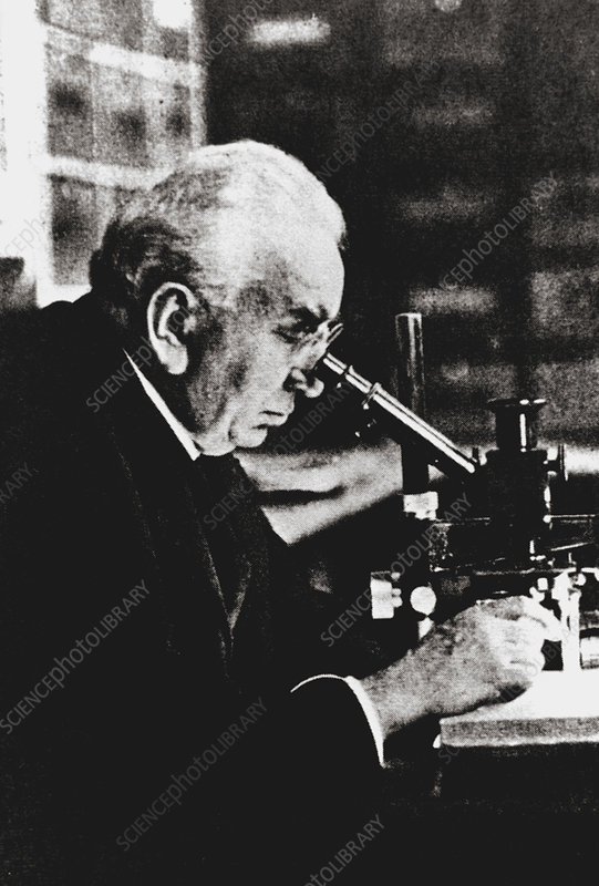 Louis Lumiere (1864-1948), inventor of cinema