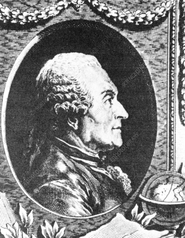 Charles de La Condamine, French mathematician.
