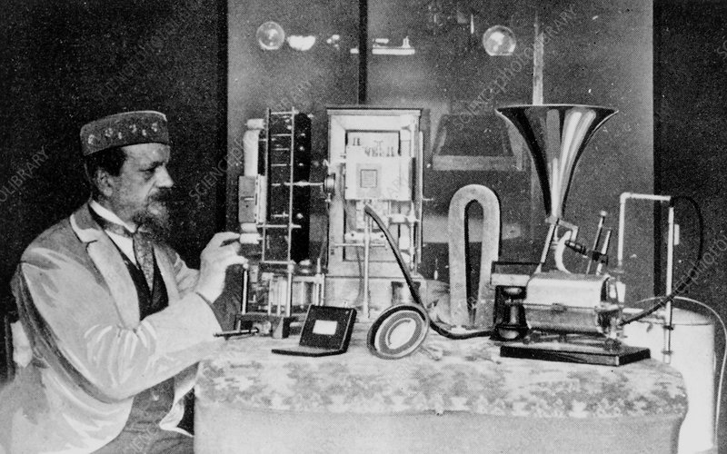 Eugene Lauste, French inventor of cinema sound