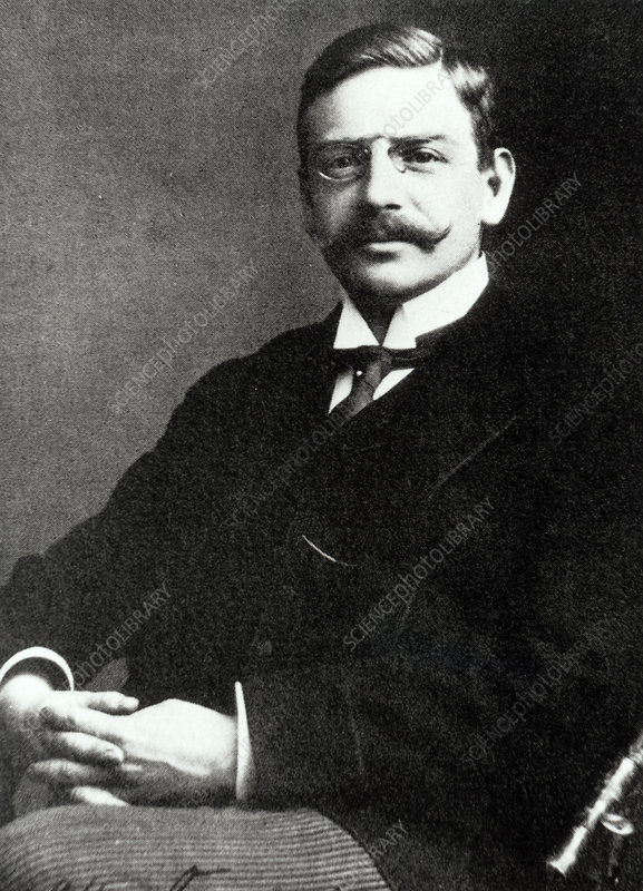 Otto Loewi, German pharmacologist
