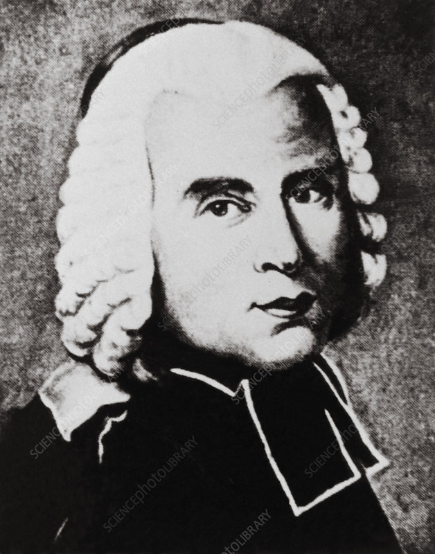 French astronomer Nicolas Louis de Lacaille