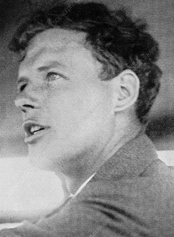 Charles Lindbergh, US aviation pioneer