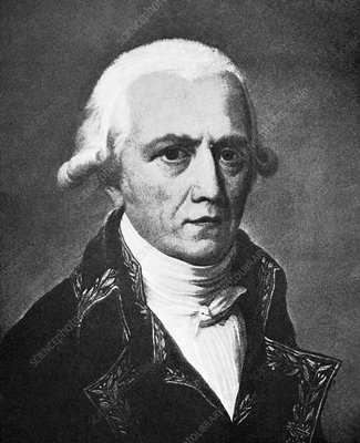 Jean Lamarck, French naturalist