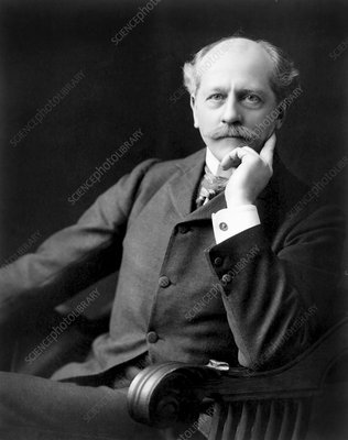 Percival Lowell, US astronomer