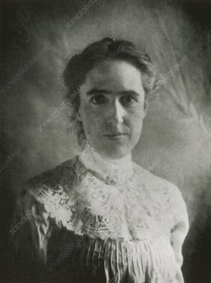 Henrietta Leavitt, US astronomer