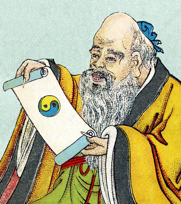 Lao Tse, Chinese philosopher