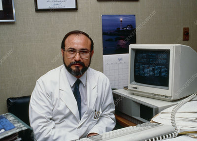 Dr Ignacio Madrazo, brain surgeon