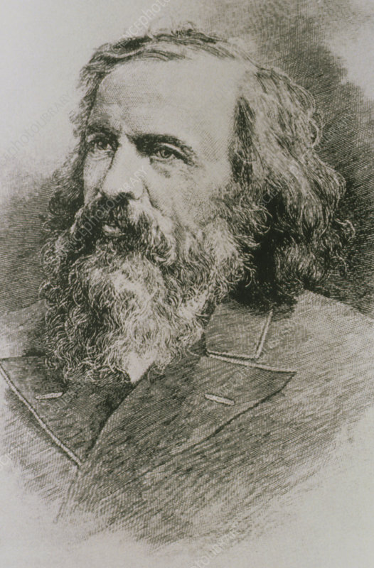 a biography of dmitri mendeleev a russian scholar A man of many eccentricities, dmitri mendeleev and his contributions to the periodic table are so significant that they have been compared to.