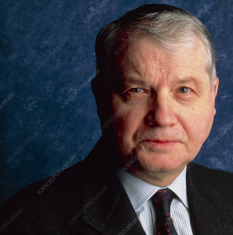 Prof. Luc Montagnier, French biologist