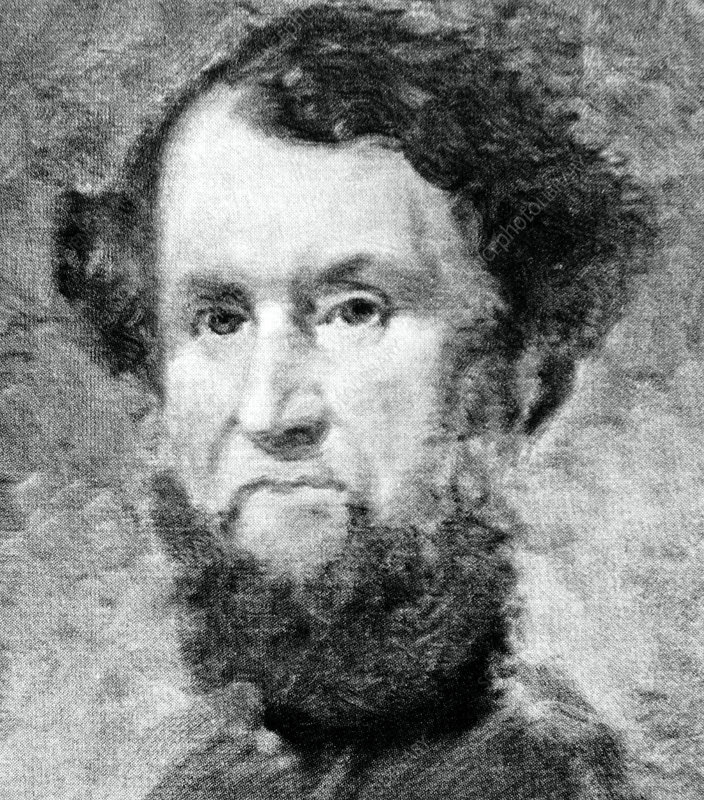 Cyrus McCormick, inventor of the reaping machine