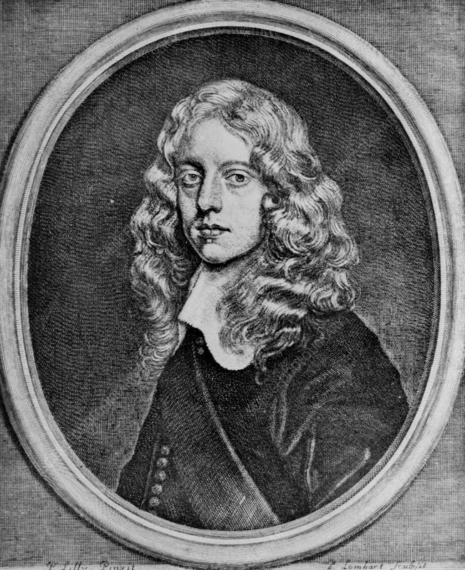Samuel Morland, English mathematician & inventor