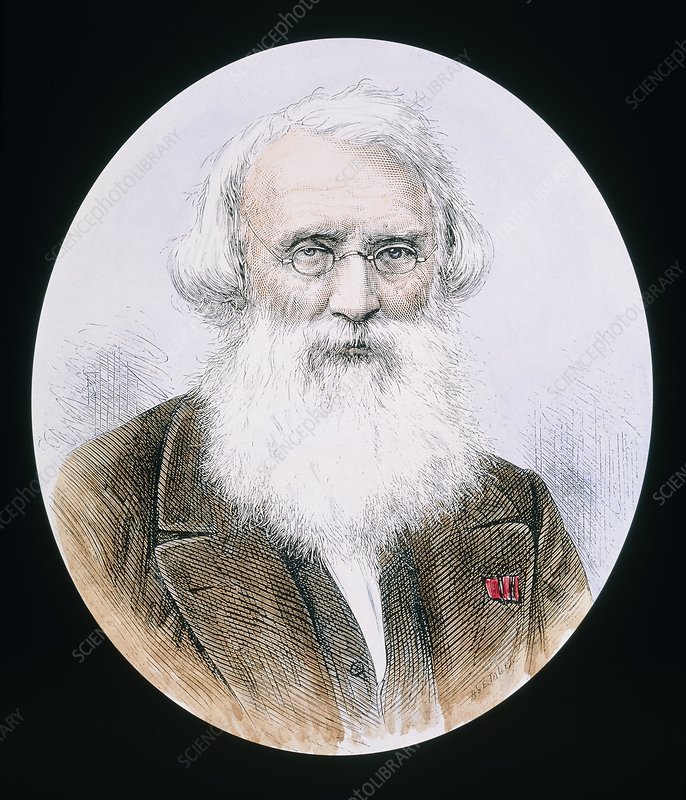 Samuel Morse, American inventor of telegraphy