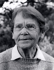 Barbara McClintock, American geneticist