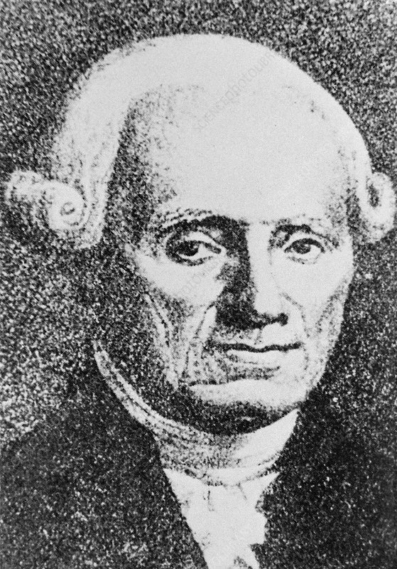 Charles Messier, French astronomer