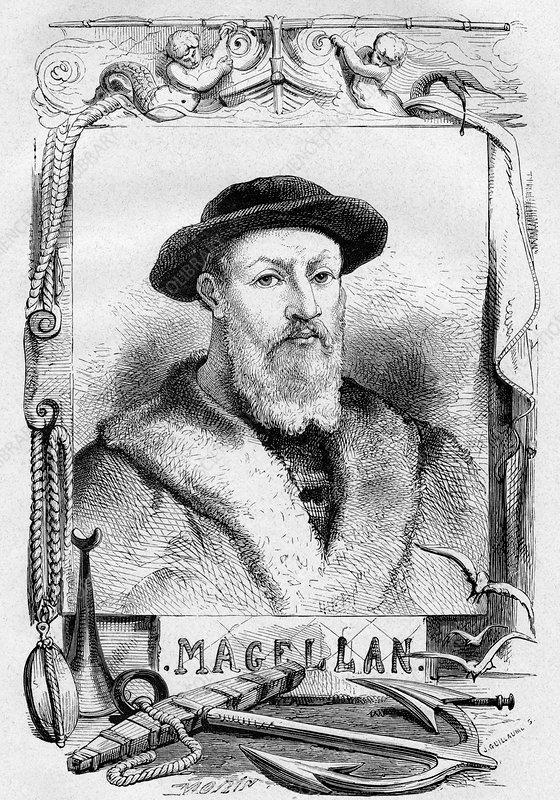 A biography of ferdinand magellan a portuguese explorer