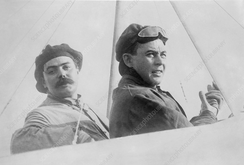 Moisant brothers, US aviators