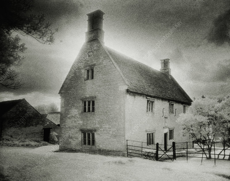 Woolsthorpe Manor, birthplace of Isaac Newton