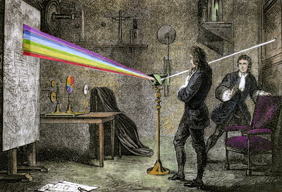 Newton's optics