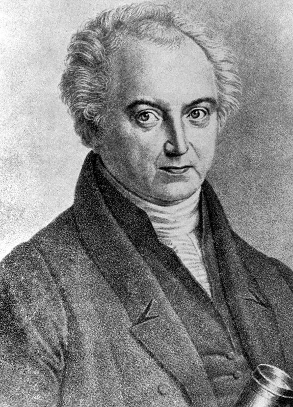 The German astronomer, Heinrich Olbers