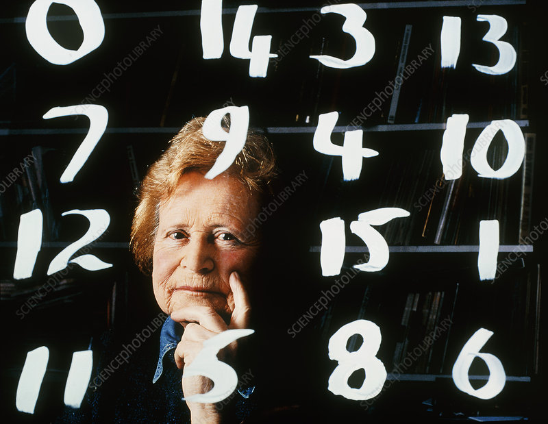 Dame Kathleen Ollerenshaw and a magic square