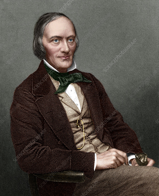 Richard Owen, English anatomist