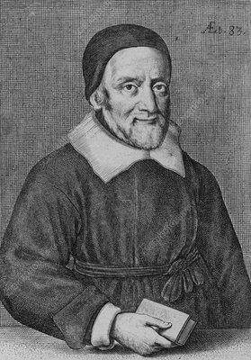 William Oughtred, English mathematician