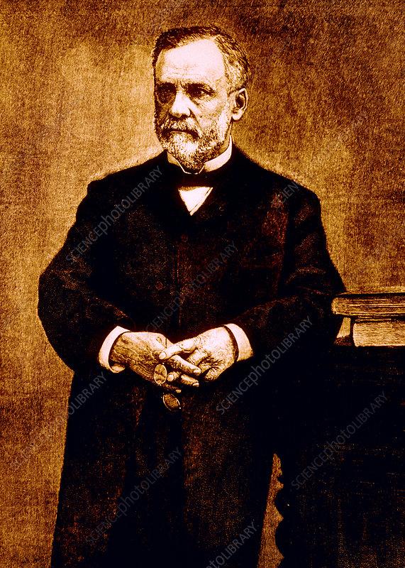 Portrait Of Louis Pasteur Stock Image H4160029 Science Photo