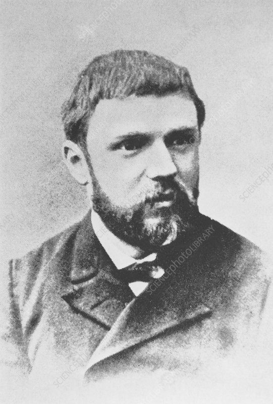 Portrait of Henri Poincare