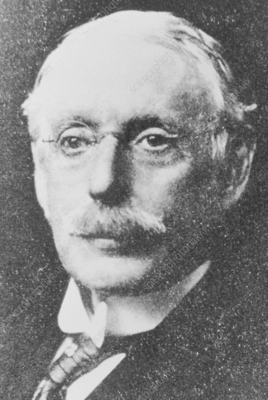 The British engineer, Sir Charles Parsons