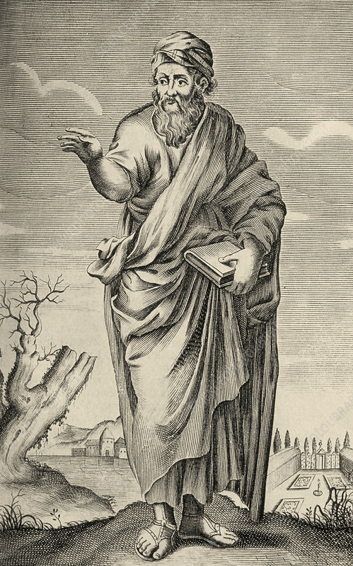 Pythagoras - Stock Image H416/0266 - Science Photo Library