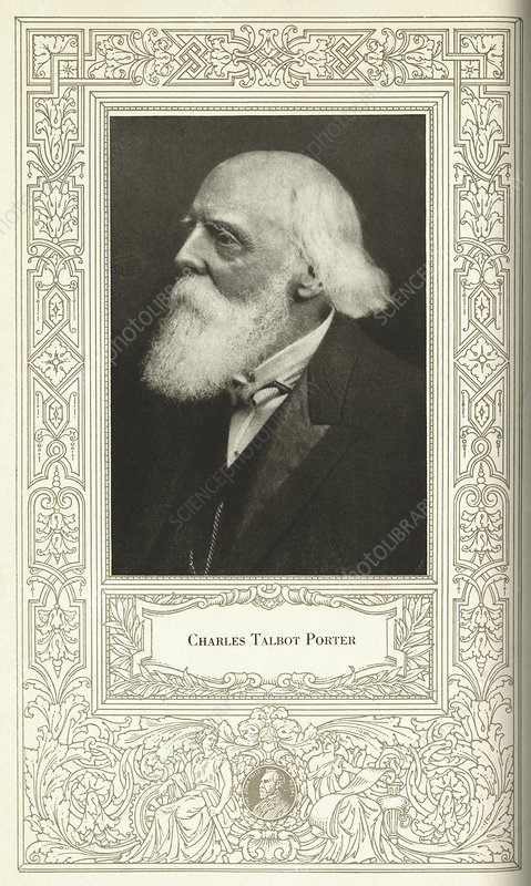 Charles Talbot Porter, US engineer