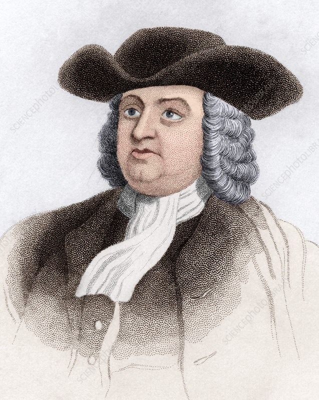 William Penn, English coloniser