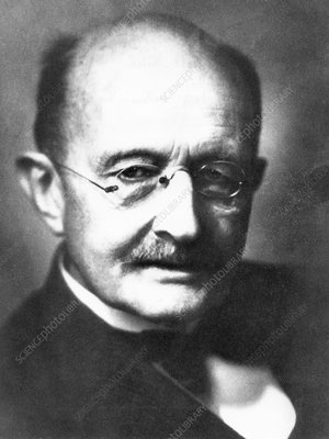 Max Planck, German physicist