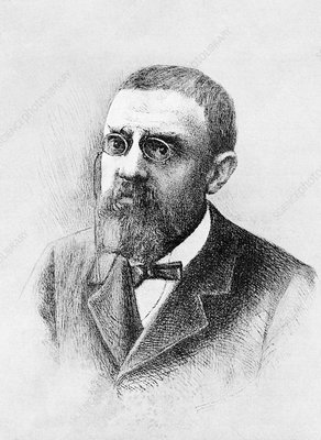 Henri Poincare, French mathematician