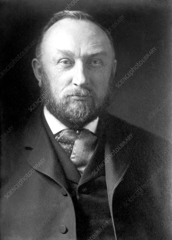 Edward Charles Pickering, US astronomer
