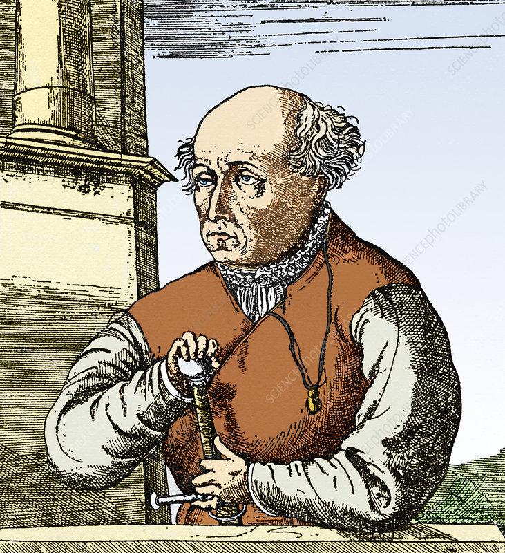Paracelsus, Swiss alchemist