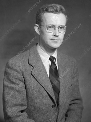 Edward Mills Purcell, US physicist