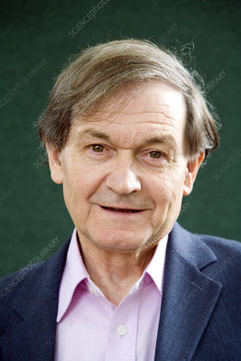 Roger Penrose, British mathematician